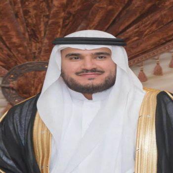 الدكتور العيدي يحتفل بزواجه