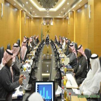 خلال إجتماع المجلس التنفيذي .. المدير العام يوجه بدراسة وتحليل الشكاوى لعدم تكرارها مستقبلا