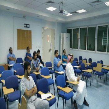 """مستشفى الصحة النفسية يقيم محاضرة بعنوان """" دور العاملين في دعم وحفظ حقوق المرضى """""""