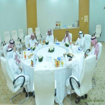 لجنة الصحة والعمل الإجتماعي بمجلس المنطقة تعقد اجتماعها الأول