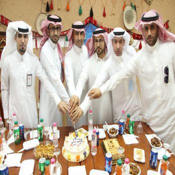 حفل معايدة ثاني العيد لنزلاء الصحة النفسية بحضور لجنة أصدقاء المرضى .