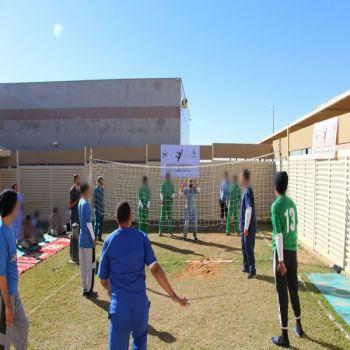 اختتام الأنشطة الرياضية لنزلاء الصحة النفسية بالقصيم