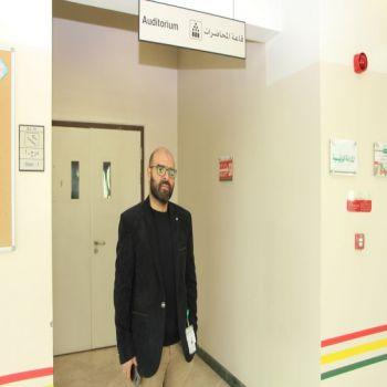 مستشفى الصحة النفسية يقيم المحاضره الرابعة في سلسلة محاضرات عن ( كيفيه التعامل مع OVR الجديد)